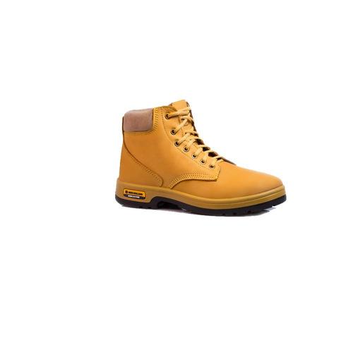 botitas new holland amarillas para niños