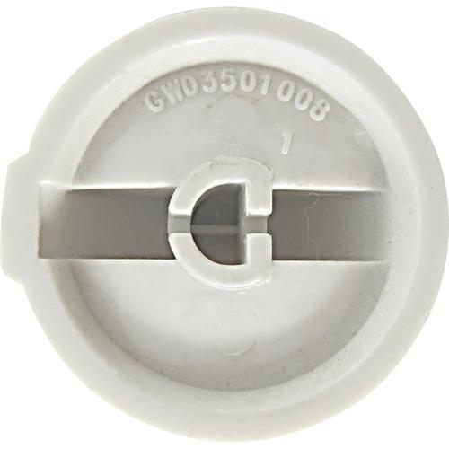 botão ar condicionado springer duo 7500 10000 btus - 2 peças