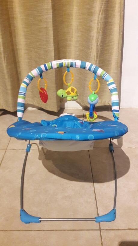 f88c0782b Bouncer Silla Vibradora. Aqua Sea Marca Carters. - $ 1.100,00 en ...