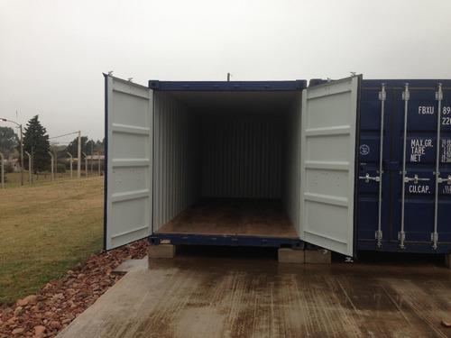 box espacio container