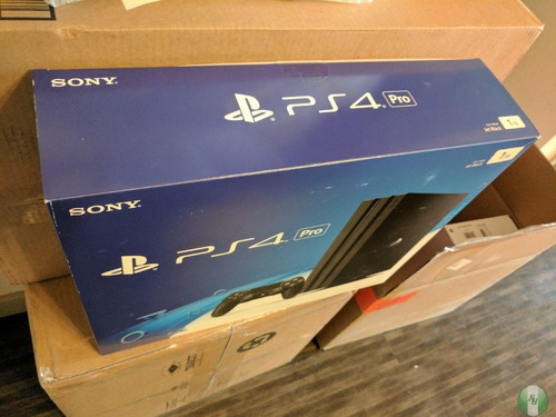 brand new ps4 pro playstation 4 pro 1tb console details abou