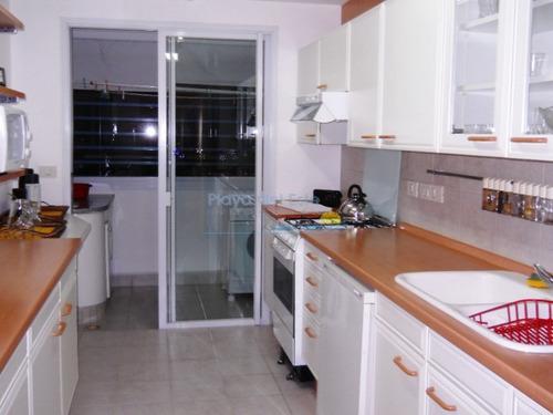 brava, 3 dormitorios y dependencia - ref: 142