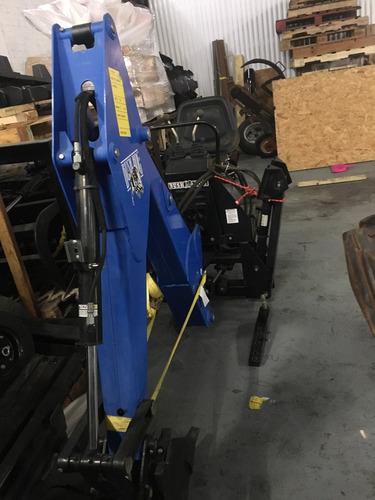brazo retro para tractor marca bushhog - origen u.s.a.
