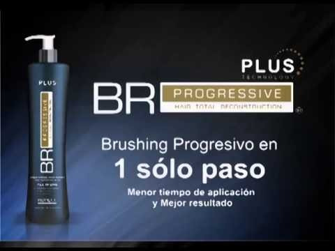 brushing progresivo organico br plus 1 litro