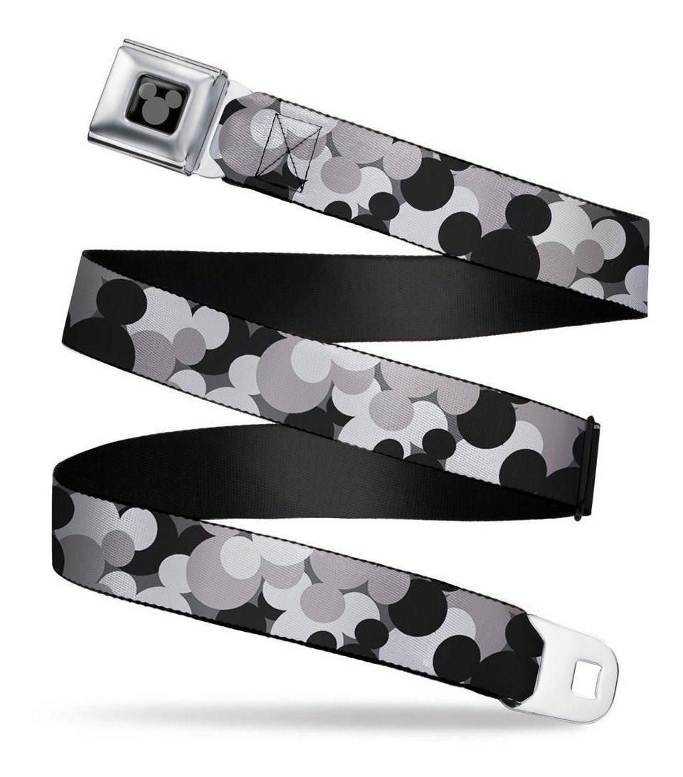325d6f49 Buckle-down Men's Seatbelt Belt Mickey Mouse Kids, Head S