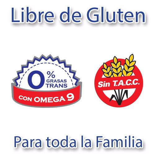 budines smams libres de gluten x 2 cajas - riquisimos !
