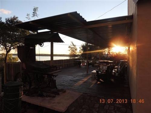 buena vista del río ,casa para descanso y pesca