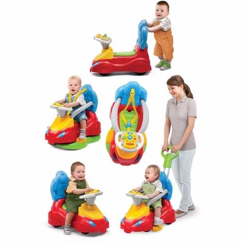 buggy mecedora 5 en 1 - infanti