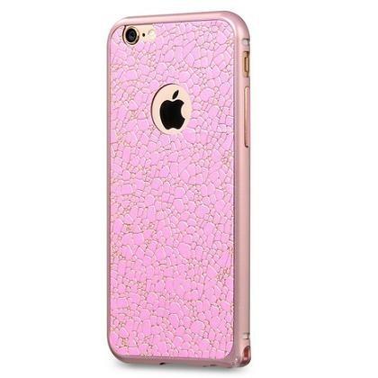 4ebacd0dcd4 Bumper Hoco Para iPhone 6 Plus/6s Plus Color Rosa - $ 220,00 en ...