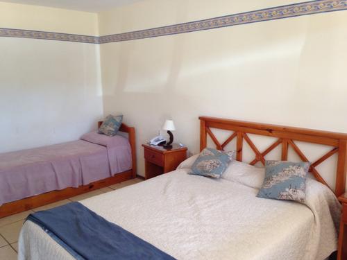 bungalows  termas del dayman a metros de acuamania 092461069