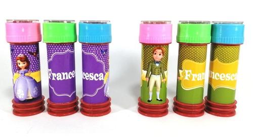 burbujeros personalizados