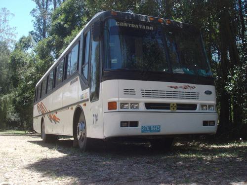 bus omnibus mwm buscar 320 1994 excelente !!!