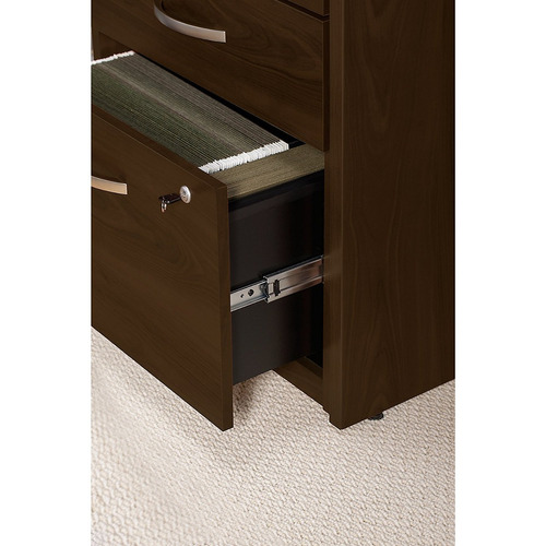 bush business furniture series c elite 16w 2 drawer