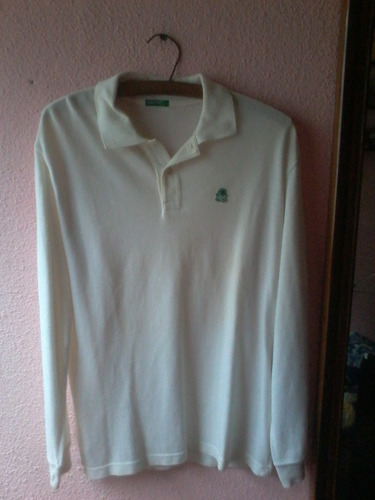 buso remera cardigan m benetton