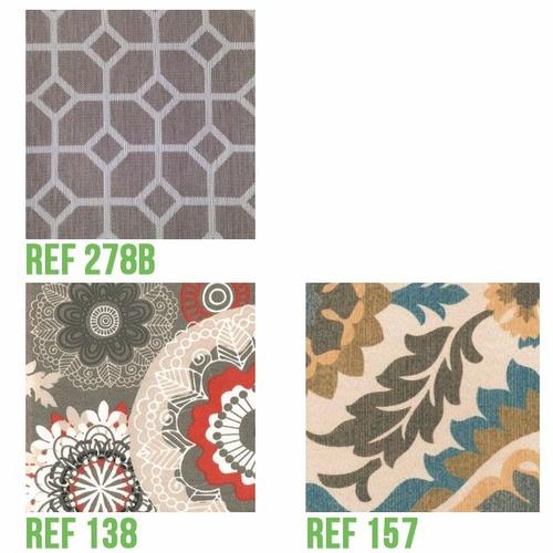 butaca poltrona veneto en varios tapizados diferentes