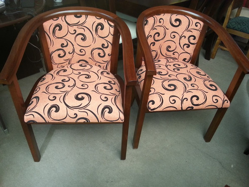 butacas- poltrona-sillones juego de living-