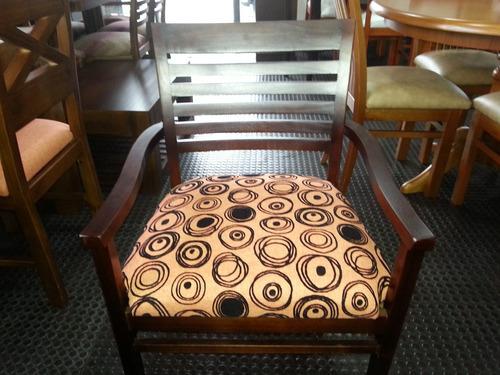 butacas- poltrona-sillones juego de living