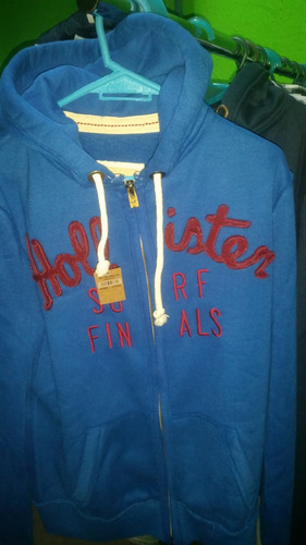 buzos hoodies camperas abercrombie&fitch+hollister creditos