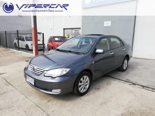 byd f3 ent 2000 y 48 cuotas 1.6 2013 impecable!