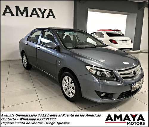 byd new f3 1.5 extra full!!! impecable ficha oficial !!amaya