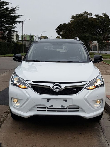 byd s5 - desde usd 27.990