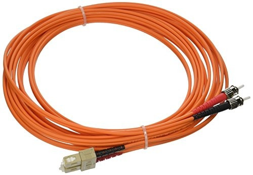 c2g / cables to go 38627 sc/st plenum-rated duplex