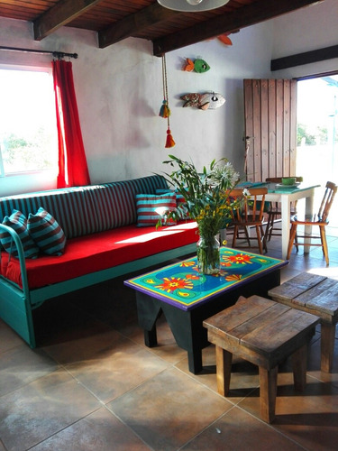 cabana 4 personas - barra del chuy - puimayen - uruguay