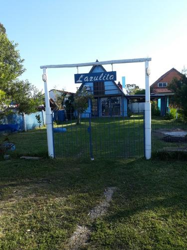 cabaña barra de chuy brasil  l'azulita  c/aire y wifi