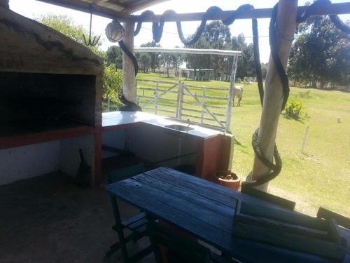 cabaña barra del chuy