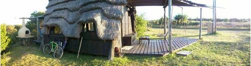 cabaña de verano