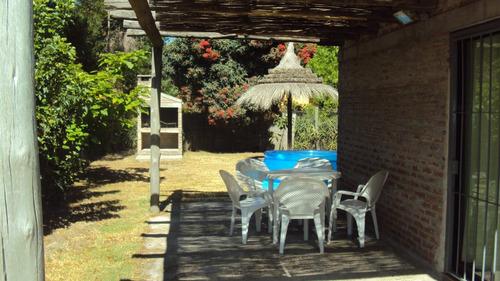 cabaña duplex  a 8 min de atlantida, pinamar,a 2 de la playa