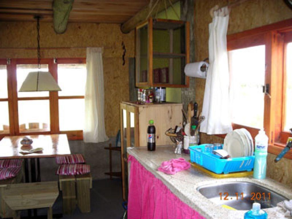cabaña en barra de valizas para 4 personas