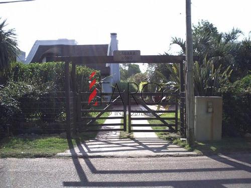cabaña en la barra 3 dormitorios piscina parrilla - ref: 32897