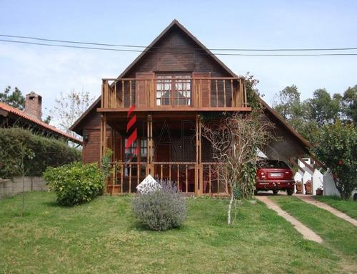 cabaña en piedra del chileno 2 dormitorios 1 baño - ref: 32632