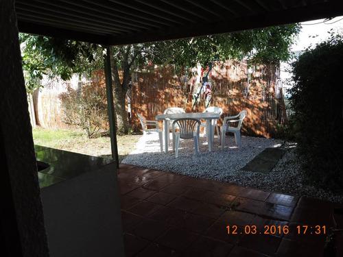 cabaña muy funcional- completo confort- piriapolis-