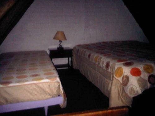 cabaña  para 5 personas cerca de playa y centro.