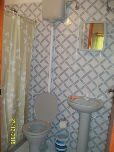 cabaña para dos personas en barra del chuy