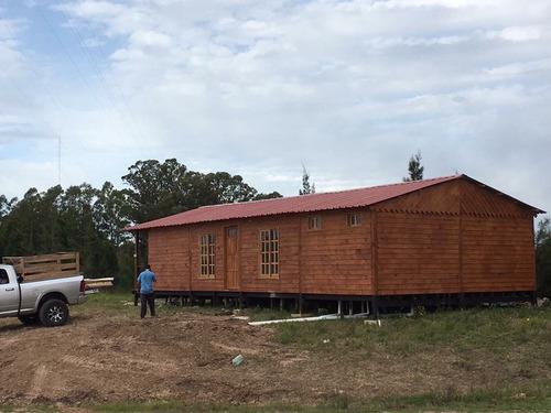 cabaña prefabricada