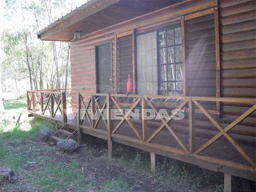 cabaña prefabricada diseños especiales c/lucarna