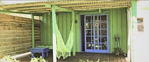 cabaña uhaina ideal para 2 personas