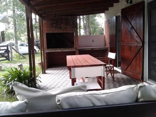 cabañas (casas) para 4 persbalneario bella vista, maldonado
