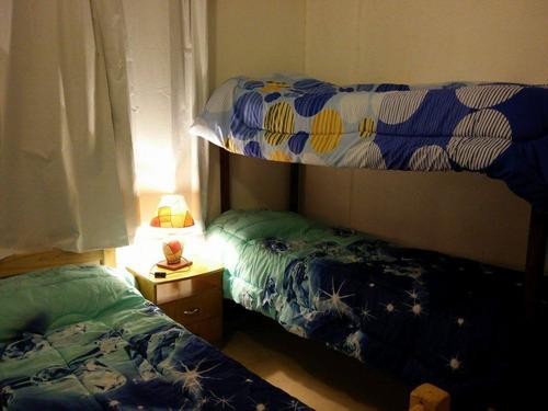 cabañas del sol - araminda - costa de oro - canelones -