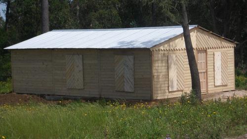 cabañas economica  empalme olmos u$$ 3600 deks garajes