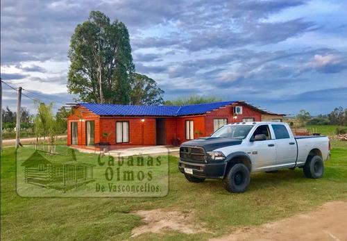 cabañas economicas, cabañas prefabricadas, casas