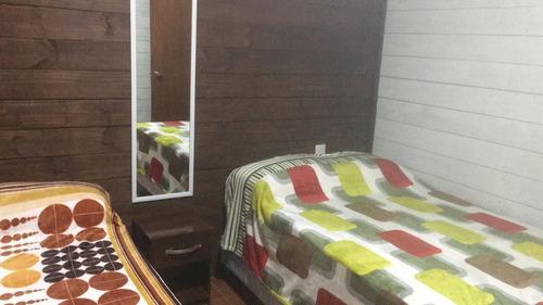 cabañas en duplex  excelente, alquiler anual o temporada