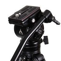 cabezal fluido para vídeo profesional p/ nikon canon etc
