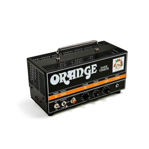 cabezal guitarra orange da15h 15w dark terror