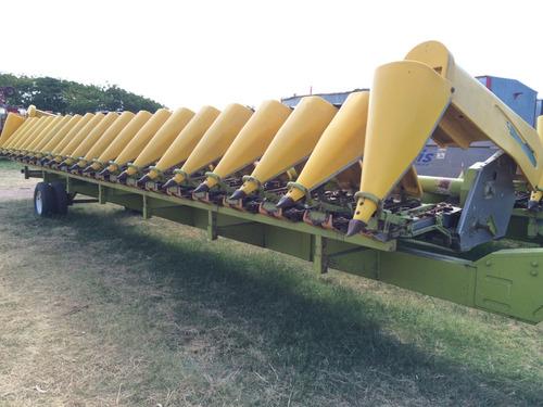 cabezal maicero cosecha maiz maquinaria agrícola