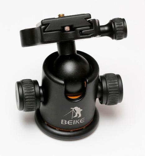 cabezal universal para trípodes de fotografía p/ nikon canon