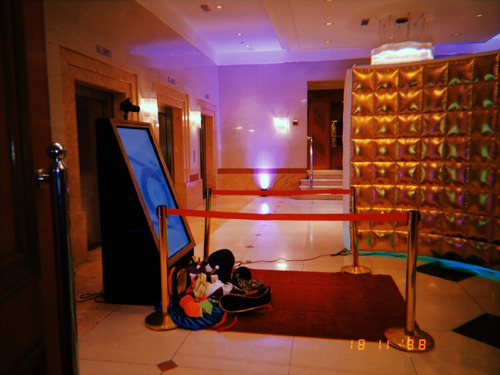 cabina de foto - espejo mágico - cabina fotográfica - mirror
